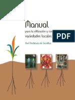 Manual conservación de especies locales