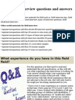 Top 10 field interview questions and answers.pptx