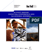 Report-INFID Conference and GA, Millenium Hotel, 2008