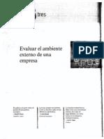 Capitulo 3 Evaluar El Ambiente Externo de Una Empresa