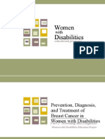 WWD Screening and Diagnosis