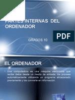 Partes Internas Del Ordenador 10