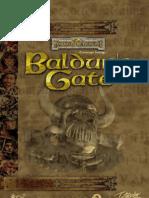 Baldur's Gate Manual