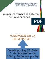 Congreso de Universidades
