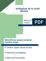 Bases Biologicas de La Formacion de La Familia