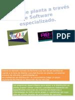 3.4 Diseño de Planta a Través de Software Especializado