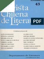 Poesía Mapuche Actual