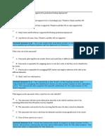 Hadoop Admin Questions
