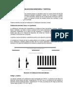 Señalizacion Horizontal y Vertical