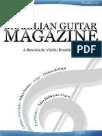 Brazilian Guitar Magazine 1