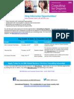 IBM Campus Recruitment