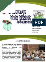 Basura_residuos y Desechos Solidos_2011 Proyecto
