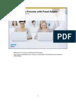 SAP B1 9.0 FA Processes