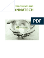 Glyconutrients and Mannatech
