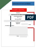 Metodo de La Gran M y de Dos Fases