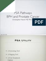 PSA Pathways BPH