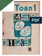 Toan - Lop 1 (1989)