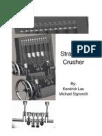 Crusher simple machine