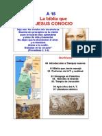 Introducción. Tiempos de Jesús