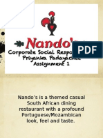 Nandos CSR Priyanka Padayachee