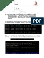 Iptables 1.Configuración router y cortafuegos host
