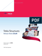 tekla 21.0 Release Notes 210 BETA Enu