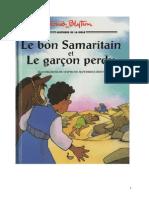 Blyton Enid Bible Le bon Samaritain et Le garçon perdu.doc