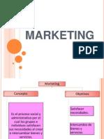 Definiciones Basicas de Marketing