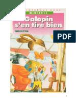 Blyton Enid Galopin 1 Galopin s'en tire bien.doc