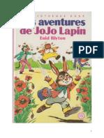 Blyton Enid Jojo Lapin Les aventures de Jojo Lapin.doc