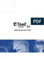 Toad Getting Started Guide