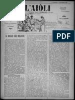 L'Aiòli. - Annado 06, n°208 (Outobre 1896)