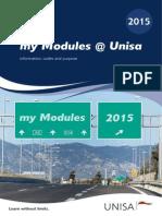myModules-Unisa-2015