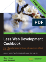9781783981489_Less_Web_Development_Cookbook_Sample_Chapter