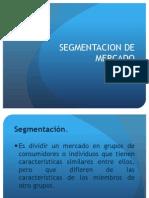 Segmentacion de Mercados - Posicionamiento