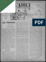 L'Aiòli. - Annado 06, n°209 (Outobre 1896)
