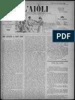 L'Aiòli. - Annado 06, n°210 (Outobre 1896)