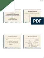 OptDistillation 2012 Notes