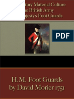 Military - British Army - His Majesty's Foot Guards