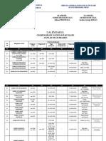 02. Calendarul Olimpiadele Naționale Scolare_2014-2015
