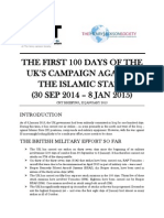 HJS Briefing - Campaign Against Islamic State - First 100 Days.pdf