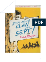 Blyton Enid Le Clan des Sept 3 Bien joué Clan des Sept 1951.doc