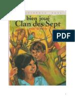 Blyton Enid Le Clan des Sept 3 Nouvelle Version Bien joué Clan des Sept 1951.doc