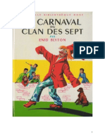 Blyton Enid Le Clan des Sept 6 Le carnaval du Clan des Sept 1954.doc