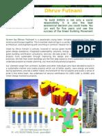 Green by Dhruv Futnani - International Profile Jan 2015.docx