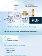 Trillium Software System Training 21st Century +917386622889