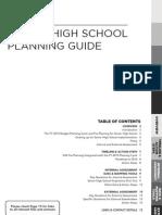 SHS Planning Guide