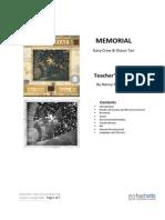 tg memorial