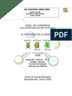 OSMOSIS-practica 1- Fisiología  I