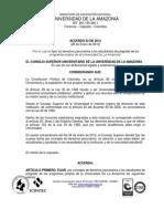 Acuerdo 02 UNIAMAZONIA
